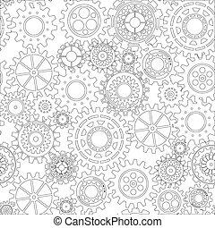 事務, 機制, concept., 摘要, 背景, 由于, 連線, 齒輪, 以及, 圖象, 為, 戰略, 服務, analytics, 研究, seo, 數字, 銷售, 通訊, concepts., 矢量, seamless, 圖案, 插圖