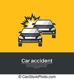 事故, 汽车