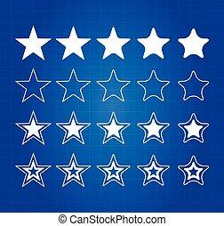 五, 星, 質量, 褒獎