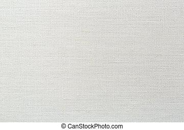 亚麻布, 帆布, 白的背景