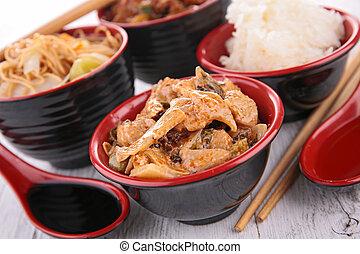 亞洲 食物