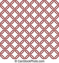交織, 矢量, seamless, 牆紙, 緞子