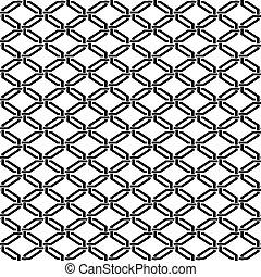 交織, 緞子, 格子, 格構, seamless, 牆紙, 矢量