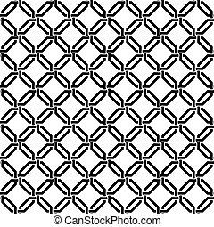 交織, seamless, 結構, 矢量, 背景, 格構, 幾何學