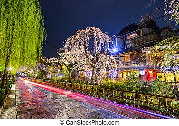 京都, 祇園, 地区