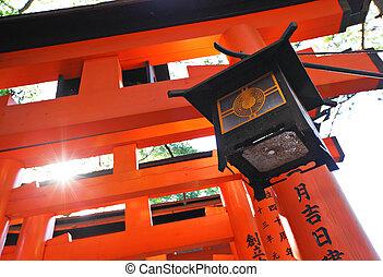 京都, 神社, inari, taisha, fushimi
