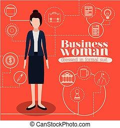 人々ビジネス, デザイン