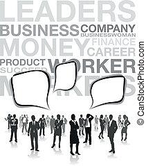 人々ビジネス