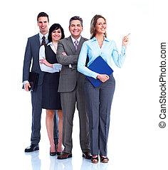 人々。, グループ, ビジネス