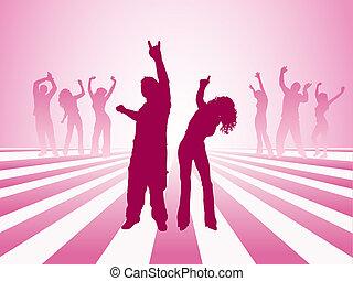 人々, ダンス