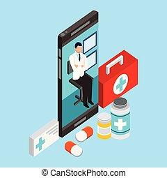 人々, 健康, デジタル