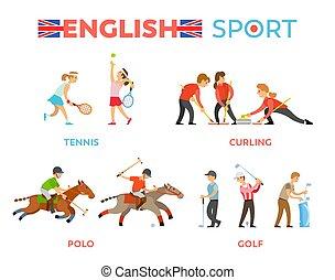 人々, 動くこと, ゲーム, 英語, スポーツ, 遊び