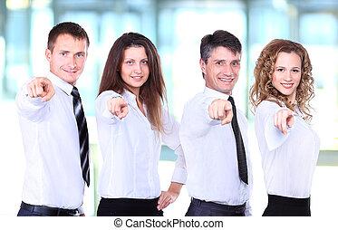人々, 4, ビジネス, グループ