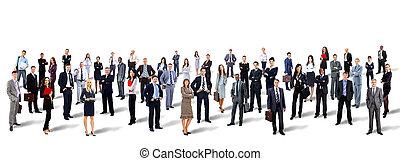 人们。, 团体, 商业