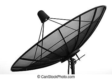 人工衛星, 遠距離通信