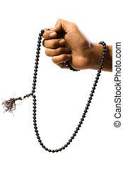 人間の手, 祈ること