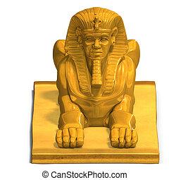 人間, 像, エジプト人