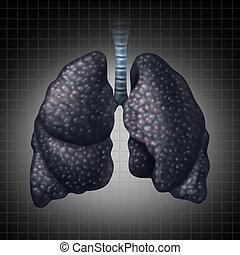 人間, 病気, 肺