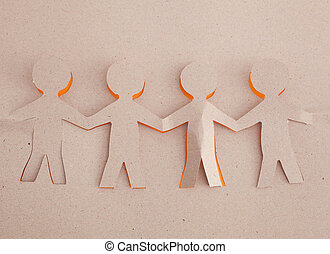 人間, origami