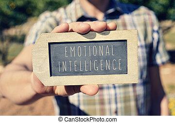 人, ∥で∥, a, 黒板, ∥で∥, ∥, テキスト, 感情的, 知性