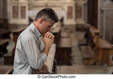 人, 宗教, 教会