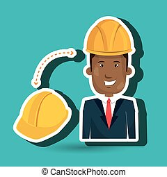 人, 建设工具, 工作