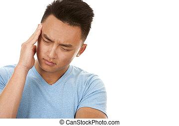 人, 頭痛