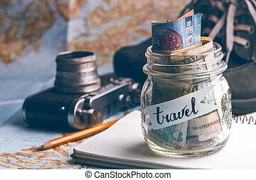 什麼, 拿, 旅行