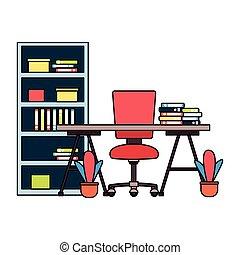 仕事場, オフィス家具