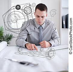 仕事, 建築家