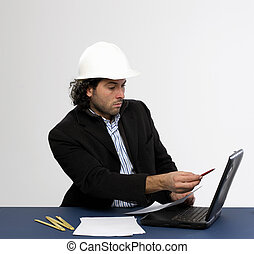 仕事, 建築家, 若い