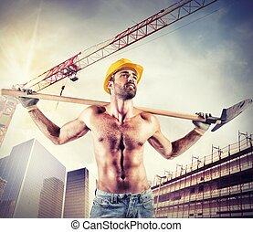 仕事, 石工