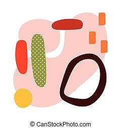仕事, texturestyle, 現代, アイコン, 芸術