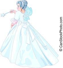 代母の妖精
