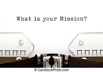 代表団, あなたの, 何か, 概念, タイプライター