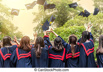仪式, 毕业