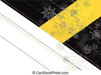 企業である, 材料, 概念, クリスマス, 背景