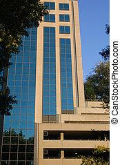 企業のオフィス, 建物