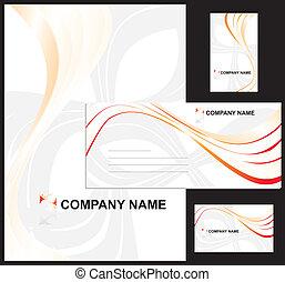 企業のデザイン, アイデンティティー