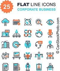 企業のビジネス