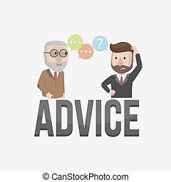 企業家, アドバイス