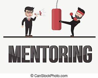 企業家, mentoring