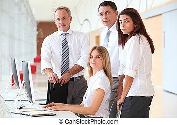 企業 訓練, 在, 現代, 辦公室