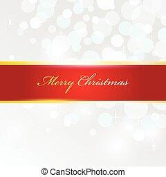 休日, クリスマスカード, 背景