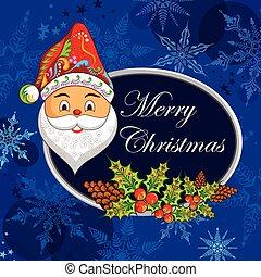 休日, クリスマス, 背景