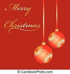 休日, 背景, ∥で∥, クリスマス装飾