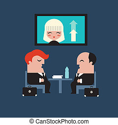 会議の会合