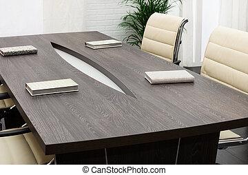 会議テーブル, 現代