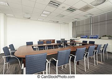 会議室, 空