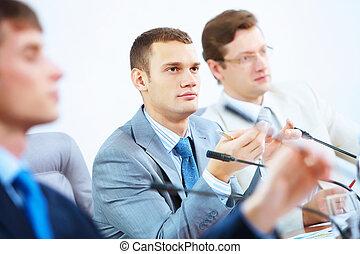 会議, ∥あるいは∥, セミナー
